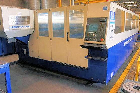 2002 TRUMPF L4030 CNC LASER