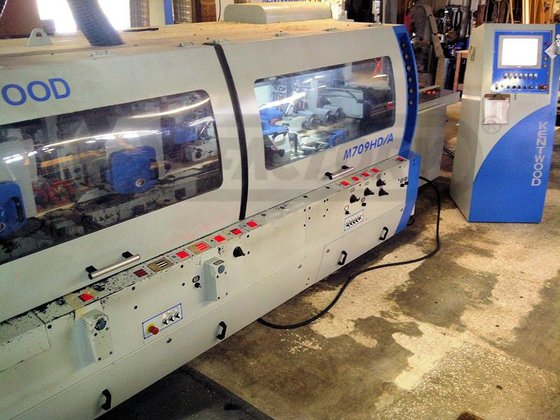 2009 KENTWOOD M 709HD/A MOULDER