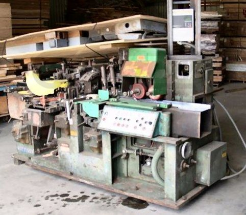 MATTISON 276 MOULDER (PUSH FEED)
