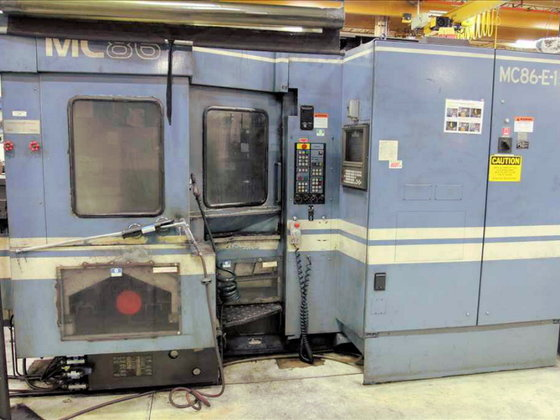 1996 MAKINO MC-86 MACHINING CENTER