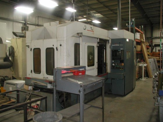 1998 CINCINNATI MAXIM 500C MACHINING