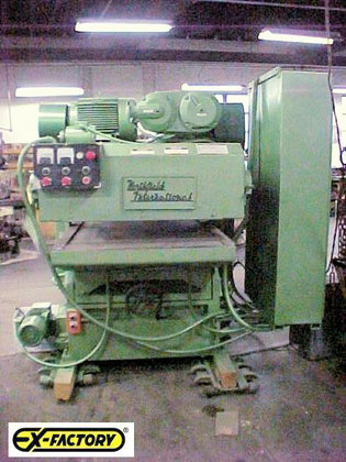 1986 NORTHFIELD 360 STRAIGHTENING PLANER/FACER