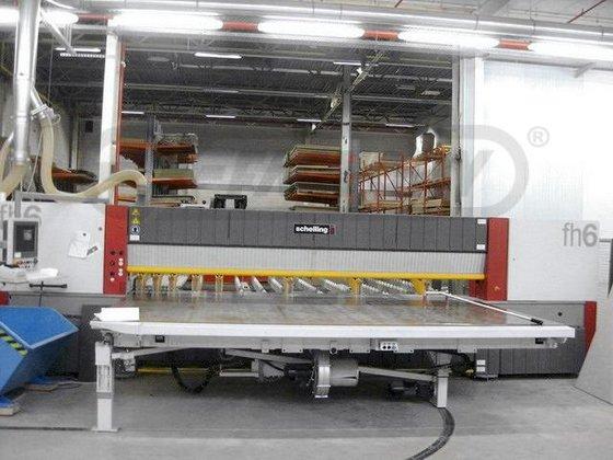 2007 SCHELLING FH6-430 REAR LOAD,