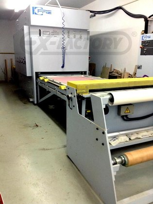 1998 FRIZ MFP-14/27 MEMBRANE PRESS