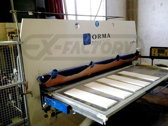 1999 ORMA PM-AIR 23-09 MEMBRANE