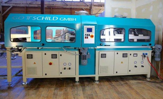 2004 GOTTSCHILD CBS 3800-2 CNC