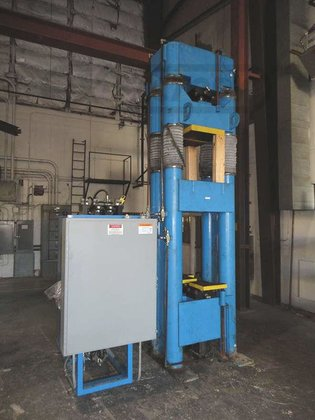 2002 BECKWOOD 4PDA110F2424 PRESS (HYDRAULIC)