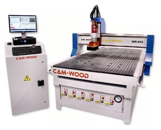 2017 CAM-WOOD WR 510 VAC