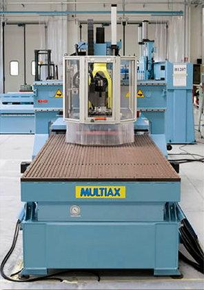 2016 MULTIAX N 114-6116 CNC
