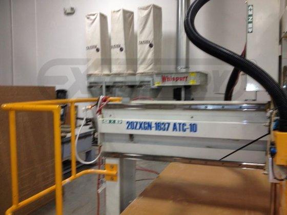 2008 HENDRICK 20ZXGN1337 ATC-T6 CNC
