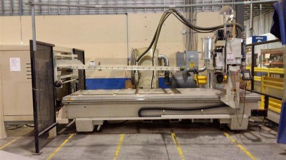 2008 AXYZ AUTOMATION 4012 CNC