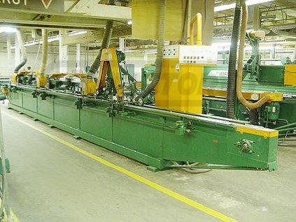 1993 FLETCHER MACHINERY FM-55S PROFILE