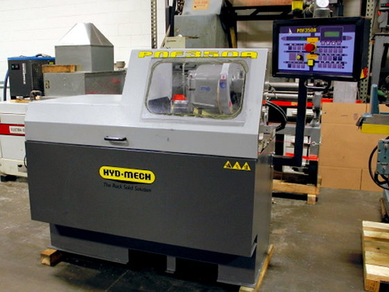 2006 HYD-MECH PNF-350A SAW (COLD)