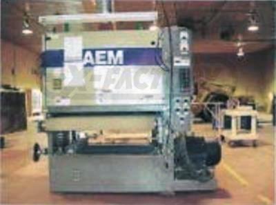 2000 AEM 75-430 WIDE BELT