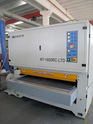 2014 NORTHTECH NT-1600RC-LTD WIDE BELT