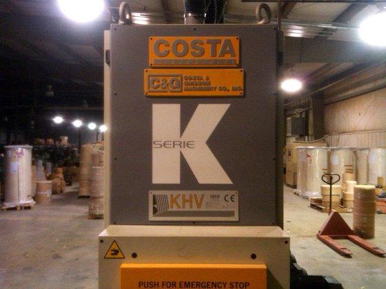 2002 COSTA KHV CCCCC 350