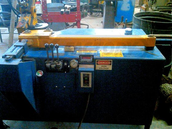 1994 WALLACE COAST HRB-1-1/2 MANDREL