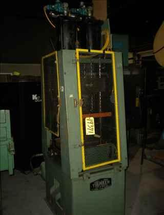 1989 TISHKEN ACO-15 CUT-OFF PRESS