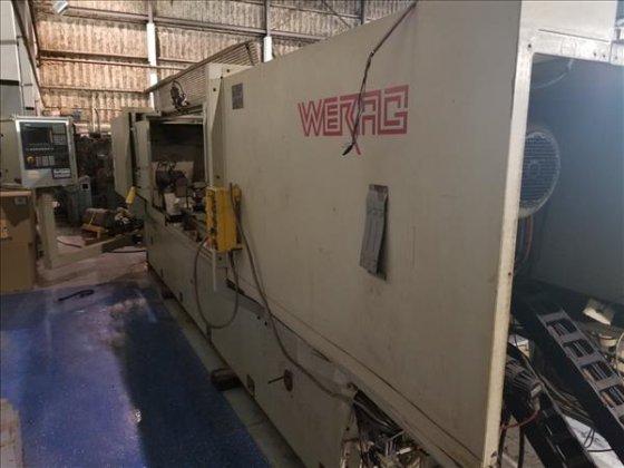 WERAG EM122-QS-NC-3200 FACING & CENTERING