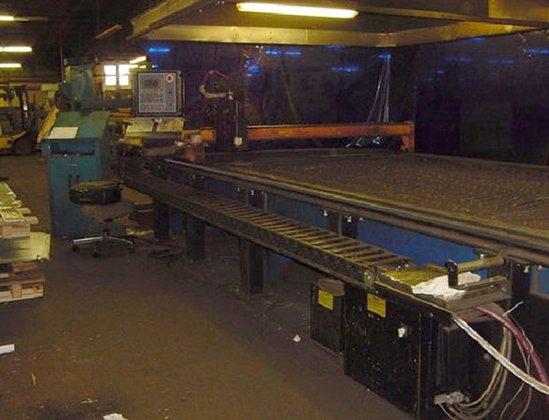 ESAB SABRE 1000-6 CNC PLASMA