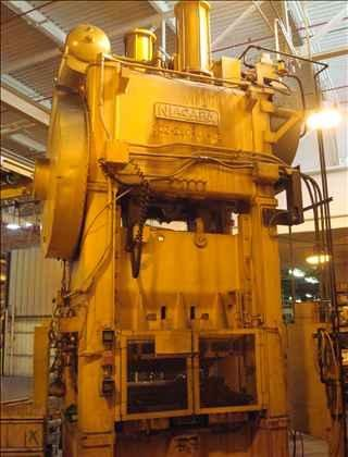 250 TON NIAGARA SC2-250-48 MECHANICAL