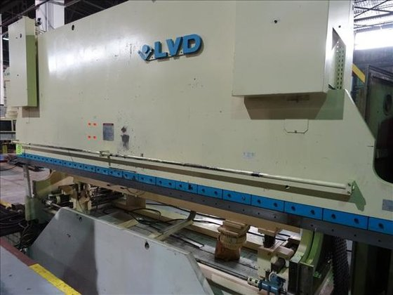 LVD 240-BH-16 7-AXIS CNC PRESS
