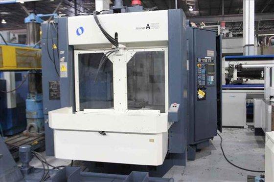 MAKINO A55 CNC HORIZONTAL MACHINING