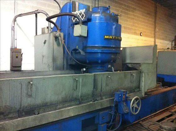 Mattison 400SS SURFACE GRINDER in