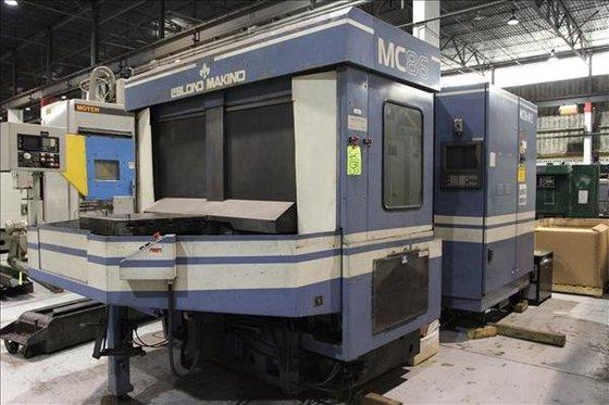 MAKINO MC-86 4-AXIS CNC HORIZONTAL