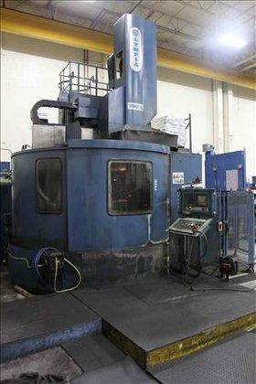OLYMPIA V60-L CNC VERTICAL BORING