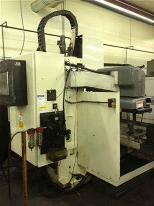 MHP 30 CNC VERTICAL MACHINING