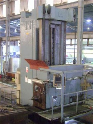 TITAN 200MM CNC HORIZONTAL BORING