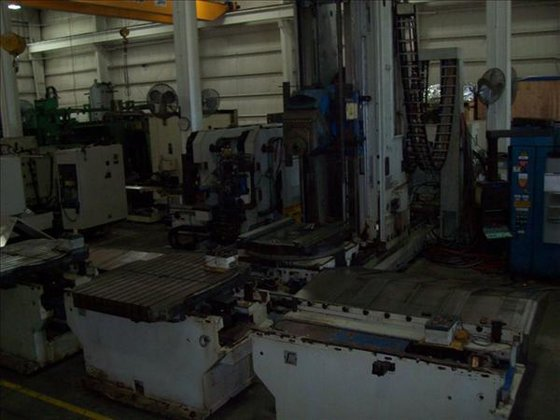 MANDELLI M14 CNC HORIZONTAL MACHINING