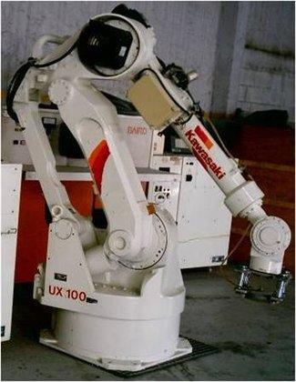 1997 KAWASAKI UX100 ROBOTICS ROBOT