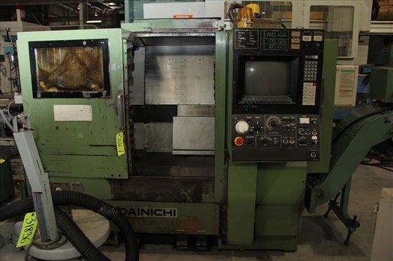 DAINICHI B45 CNC LATHE in