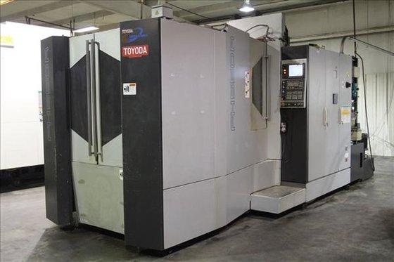 TOYODA FH550R 4-AXIS CNC HORIZONTAL