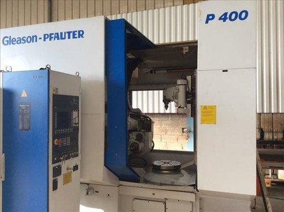 GLEASON PFAUTER P400 5-AXIS CNC