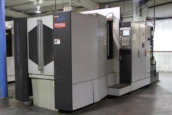 2007 TOYODA FH550R 4-AXIS CNC