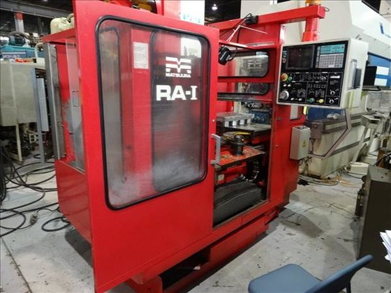 MATSUURA RA-1 CNC VERTICAL MACHINING
