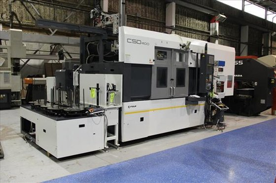 FUJI CSD-400 PARALLEL TWIN SPINDLE