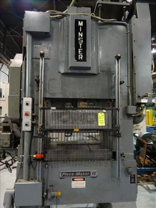 MINSTER PIECE MAKER PM2-60-36 STRAIGHT