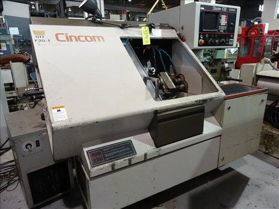 CITIZEN F20 AUTOMATIC CNC SWISS