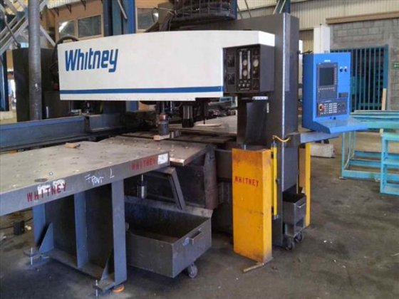 WHITNEY 3400 XP CNC PUNCH
