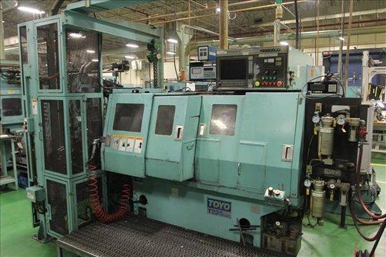 TOYO T-235 CNC EXTERNAL GRINDER