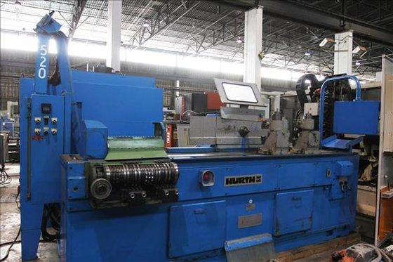 HURTH LF 2000 AUTOMATIC KEYWAY/SPLINE