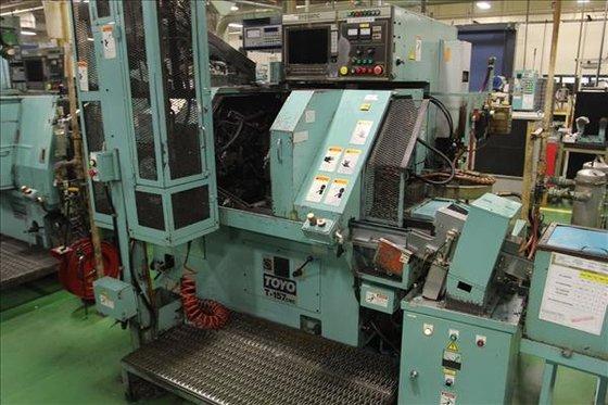 TOYO T-157 CNC INTERNAL GRINDER