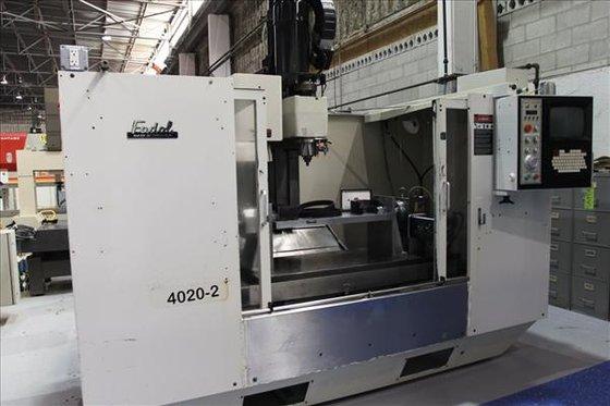 1995 FADAL VMC 4020 CNC