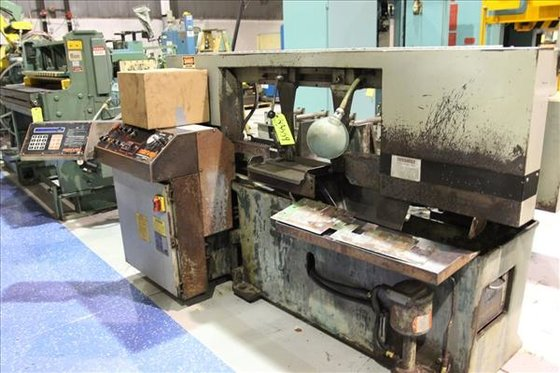 MARVEL 13A HORIZONTAL BAND SAW