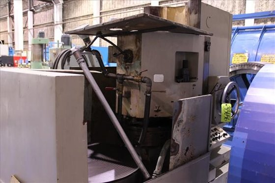 ELGIN 36 VERTICAL SPINDLE ROTARY