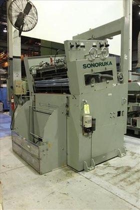 "1999 SONORUKA LL-15130V 51"" X"